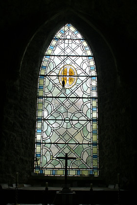 Caldey Island Church 09 160 
